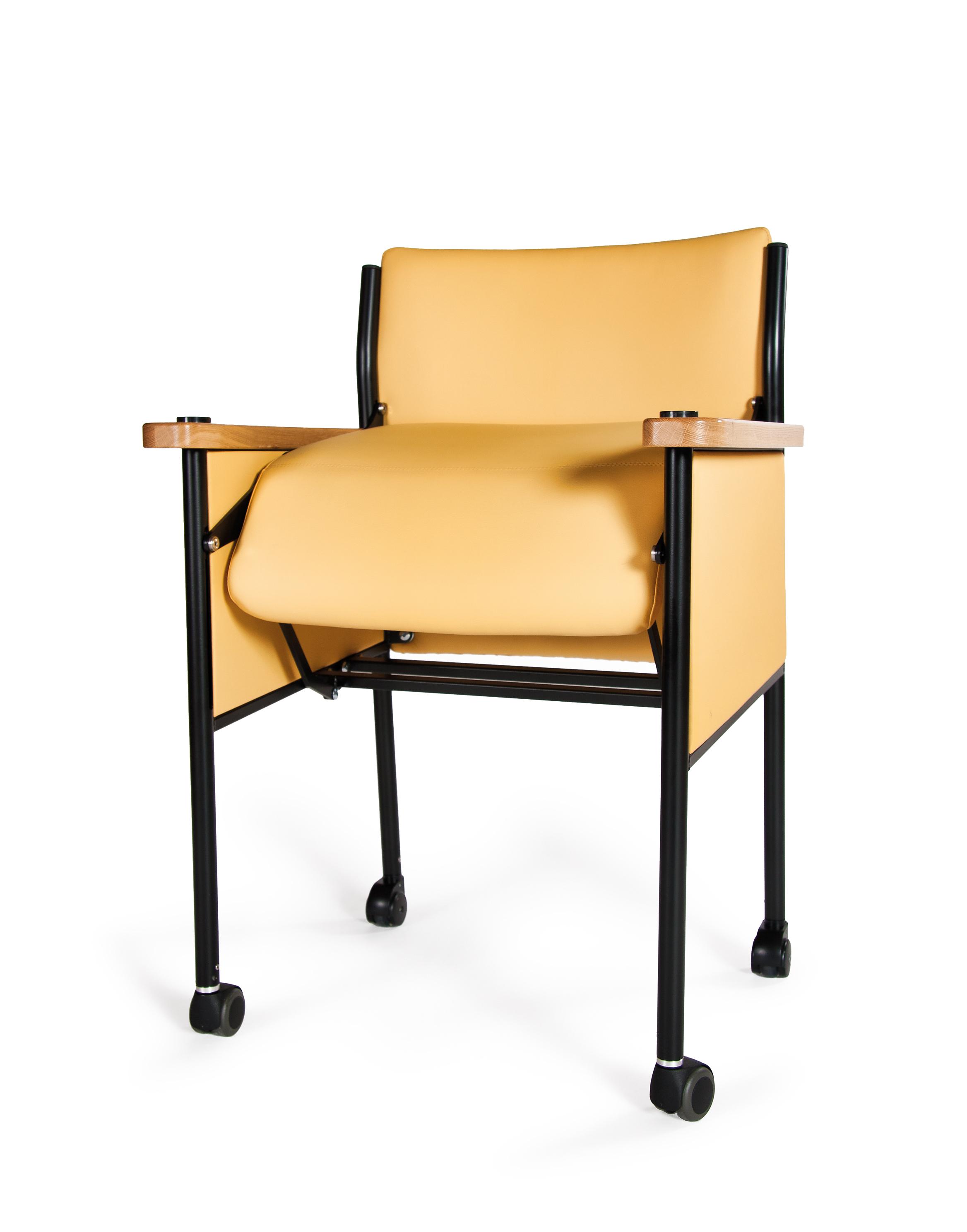 stuhl mit rollen und bremse stunning er mm rollen stuhlrollen fr laminat fliesen with stuhl mit. Black Bedroom Furniture Sets. Home Design Ideas