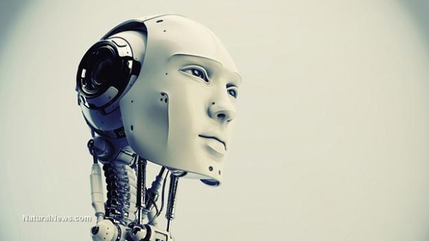Robot-Cyborg
